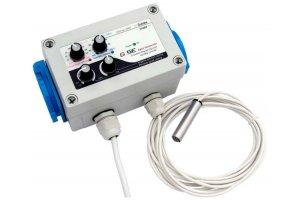 GSE Digitální regulátor teploty, vlhkosti, podtlaku a min. rychlosti ventilátorů